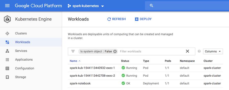 Lunatech – Running the Spark-notebook on a Kubernetes google cloud